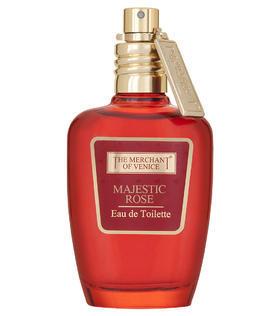 Toaletní voda THE MERCHANT OF VENICE - MAJESTIC ROSE