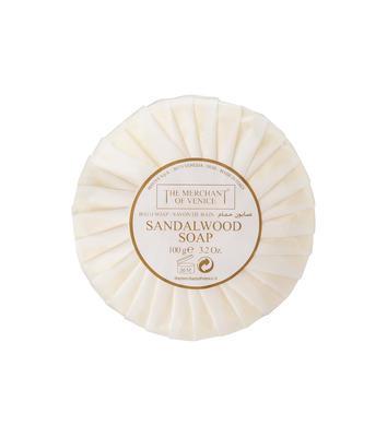 THE MERCHANT OF VENICE - SANDALWOOD - toaletní mýdlo - 1