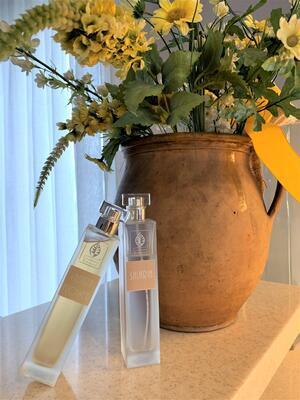 GIARDINO BENESSERE - IRIS  - interiérový parfém - 1