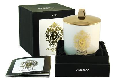 TIZIANA TERENZI - WHITE FIRE - vonná svíčka Giaconda - 1