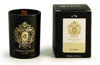 TIZIANA TERENZI -  EBONY & TEAK - vonná svíčka Vinci