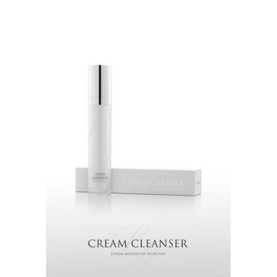 LINDA MEREDITH - CREAM CLEANSER - krém čistící a odličovací - 120 ml - 1