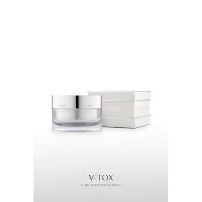 LINDA MEREDITH - V-TOX - liftingový krém na obličej - 50 ml - 1
