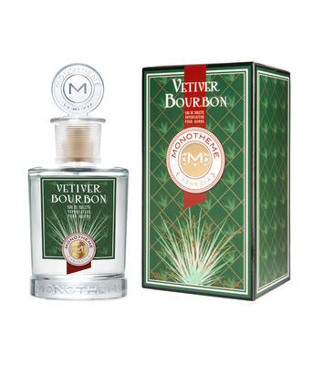 MONOTHEME - VETIVER BOURBON - Eau de Toilette 100 ml - 2