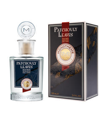 MONOTHEME - PATCHOULI LEAVES - Eau de Toilette 100 ml - 2