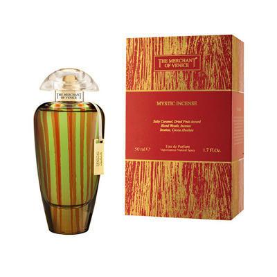 THE MERCHANT OF VENICE - MYSTIC INCENSE - parfém 50 ml - 2