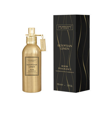 THE MERCHANT OF VENICE - EGYPTIAN LINEN - parfém do interiéru - 2