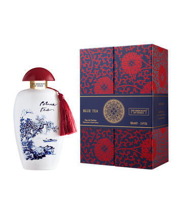THE MERCHANT OF VENICE - BLUE TEE - parfém 100 ml - 2