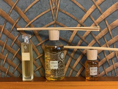 GIARDINO BENESSERE - SANDALO E MIRRA - interiérový parfém - 2