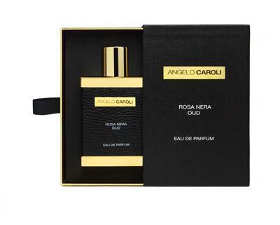 ANGELO CAROLI - ROSA NERA OUD - parfém - 2