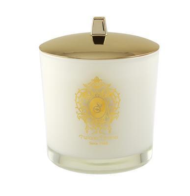 TIZIANA TERENZI - WHITE FIRE - vonná svíčka Giaconda - 2