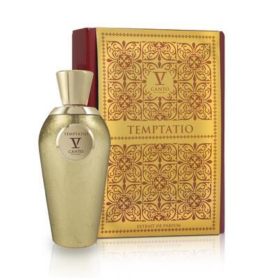 V CANTO - TEMPTATIO - Extrait de Parfum 100 ml - 2