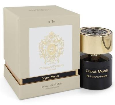 TIZIANA TERENZI -  CAPUT MUNDI - extrakt parfému - 2