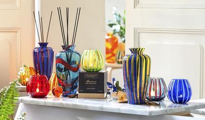 THE MERCHANT OF VENICE - váza z muránského skla - 2