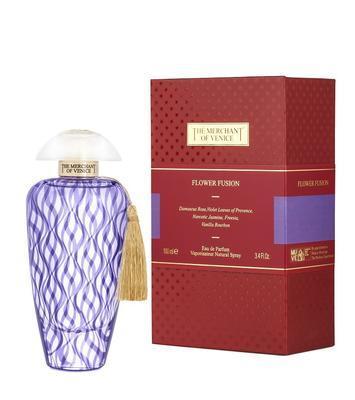 THE MERCHANT OF VENICE - FLOWER FUSION - parfém 100 ml - 2