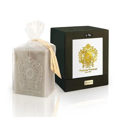 TIZIANA TERENZI - WHITE FIRE - vonná svíčka Cubic - 2