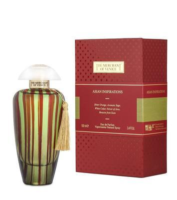 THE MERCHANT OF VENICE - ASIAN INSPIRATION - parfém 100 ml - 2