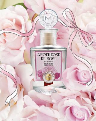 MONOTHEME - APOTHÉOSE DE ROSE - Eau de Toilette 100 ml - 3