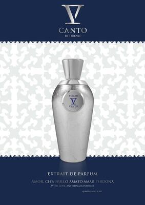 V CANTO - PSICHE - Extrait de Parfum 100 ml - 3