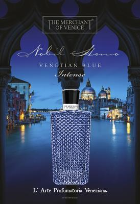 THE MERCHANT OF VENICE - VENETIAN BLUE INTENSE - parfém 100 ml - 3