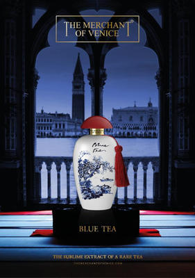 THE MERCHANT OF VENICE - BLUE TEE - parfém 100 ml - 3