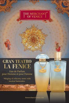 THE MERCHANT OF VENICE - LA FENICE POUR HOMME - parfém 100ml - 4