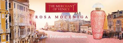 THE MERCHANT OF VENICE - ROSA MOCENIGA - parfém 50 ml - 4