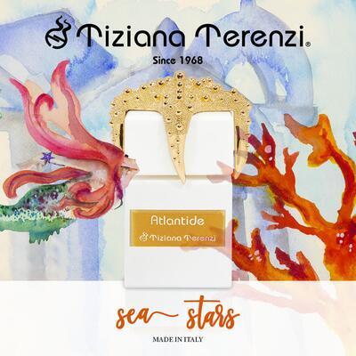 TIZIANA TERENZI - ATLANTIDE - Extrait de Parfum 100 ml - 5