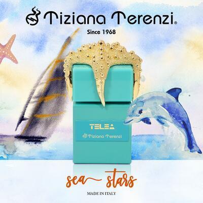 TIZIANA TERENZI - TELEA - Extrait de Parfum 100 ml - 5